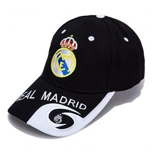 Football Club Embroidered Hat